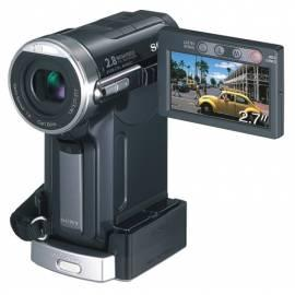 PDF-Handbuch downloadenVideokamera Sony DCR-PC1000E