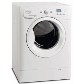 Waschmaschine FAGOR F-2810-weiß - Anleitung