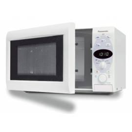Bedienungshandbuch Panasonic Mikrowelle NN-S255WBEPG weiß