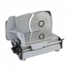 Slicer HYUNDAI FS 804E Edelstahl Gebrauchsanweisung