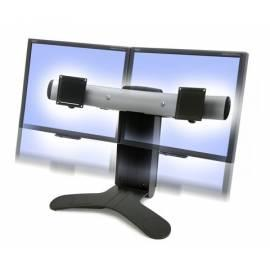 Benutzerhandbuch für Monitorhalterung ERGOTRON LX Dual Display Lift Stand für 2 Monitore (33-299-195) schwarz