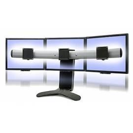 Bedienungsanleitung für ERGOTRON LX Triple Monitorhalterung Display Lift Stand für 3 Monitore (33-296-195) schwarz