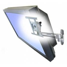 Inhaber Monitoru ERGOTRON HD Wall Mount Swing Arm, Neo-Flex (45-194-194) Silber Gebrauchsanweisung