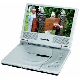 Bedienungsanleitung für DVD Player Hyundai PDP 102 portable