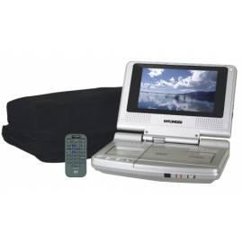 Datasheet DVD Player Hyundai PDP 629 portable