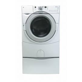 Handbuch für Waschmaschine WHIRLPOOL AWM 8900 Traum Raum