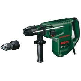 Bedienungsanleitung für Bohrhammer BOSCH PBH 300 E
