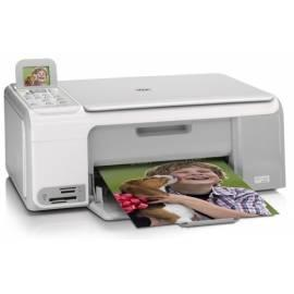 PDF-Handbuch downloadenHP Photosmart C4180 all-in-One-Drucker