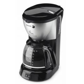 Benutzerhandbuch für Kaffeemaschine FAGOR CG-412 schwarz/silber