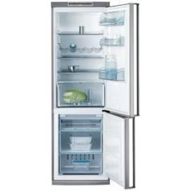 Kombination Kühlschrank mit Gefrierfach AEG-ELECTROLUX SANTO 75348 KG - Anleitung