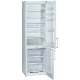 Kombination Kühlschrank mit Gefrierfach SIEMENS KG 39VX00 + Geschenk (Slicer MS 65000) Gebrauchsanweisung