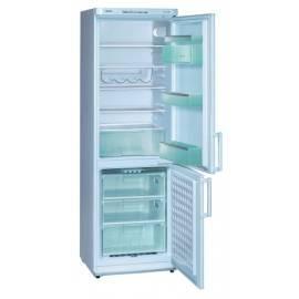 Kombination Kühlschränke mit Gefrierfach SIEMENS KG 36V620 Gebrauchsanweisung