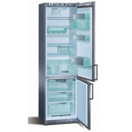 Service Manual Kombination Kühlschränke mit Gefrierfach SIEMENS KG 39P 390