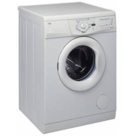 Handbuch für Waschmaschine WHIRLPOOL AWM 6125