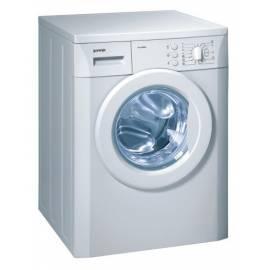 deutsche bedienungsanleitung f r gorenje waschmaschine wa 50100 deutsche bedienungsanleitung. Black Bedroom Furniture Sets. Home Design Ideas