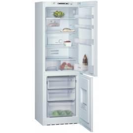 Benutzerhandbuch für Kombination Kühlschrank mit Gefrierfach, SIEMENS KG36NV00