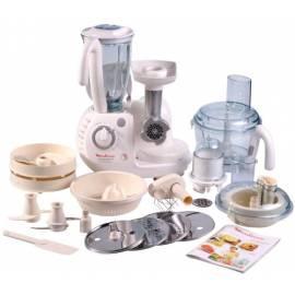 Bedienungsanleitung für MOULINEX Küchenmaschine FP 7131.47 weiß/Metall/Kunststoff