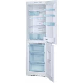Bedienungshandbuch Kombination Kühlschrank mit Gefrierfach BOSCH KGN39V00