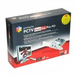 Service Manual TV Karta PINNACLE PCTV Dual SAT PRO 4000i (21850)