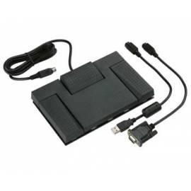 Fernbedienung für Voice Recorder OLYMPUS RS-25 Fußschalter HID-schwarz - Anleitung