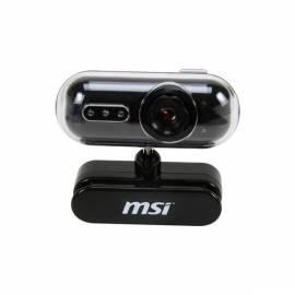 Datasheet Webcamera MSI STARCAM CLIP (STARCAM CLIP schwarz)