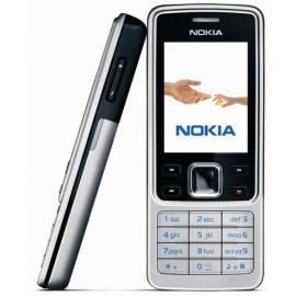 Datasheet Handy NOKIA 6300 Black Silver Silber (002B809) Silber