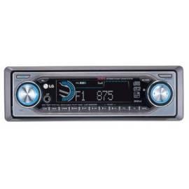 Autoradio mit CD LG LAC-M6500R Gebrauchsanweisung