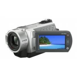 Bedienungsanleitung für Videokamera Sony DCRSR190E.CEN, HDD