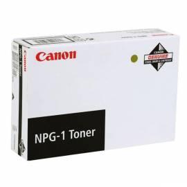 Bedienungshandbuch Toner CANON NPG-1, 15 s. (1372A005) schwarz