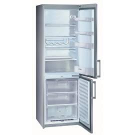 Bedienungsanleitung für Kombination Kühlschränke mit Gefrierfach SIEMENS KG 36VX50
