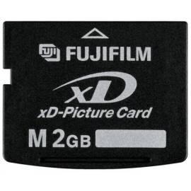 Speicher Karte xD Fuji 2 GB Typ H Gebrauchsanweisung