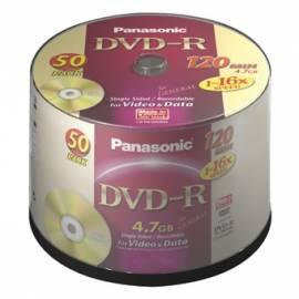 Service Manual Ihre Aufnahmemedium ist ein PANASONIC DVD-R Disk-LM-RS120NE50