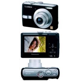 Benutzerhandbuch für Digitalkamera PANASONIC Lumix DMC-LS75EG-K schwarz