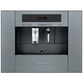 Espresso HOTPOINT - ARISTON MCA16 nerez Gebrauchsanweisung