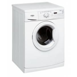 Waschmaschine WHIRLPOOL AWO/D 6300 Gebrauchsanweisung