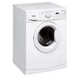 Bedienungshandbuch Waschmaschine WHIRLPOOL AWO/D 6500