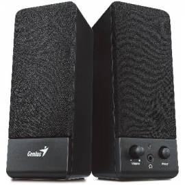 Datasheet Lautsprecher GENIUS SP-S110 (31730289100) schwarz