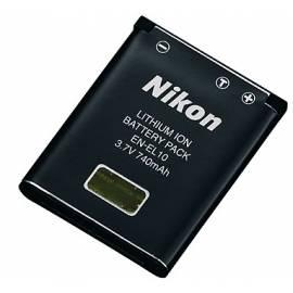 Service Manual Video/Foto-Akku für NIKON EN-EL10 schwarz