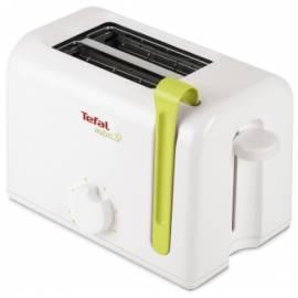 Toaster TEFAL erfinden TT220031 weiß Gebrauchsanweisung