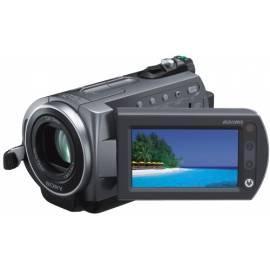 Handbuch für Videokamera Sony DCRSR52E.CEN, HDD