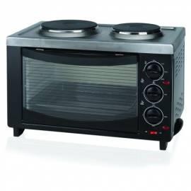 Datasheet Die ETA 2140 90000 desktop Ofen schwarz