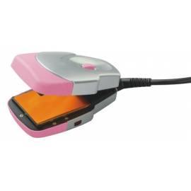 Datasheet Haarglätter ETA 0332 90000 Silber/Pink