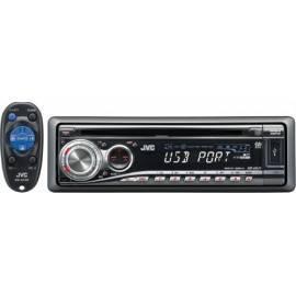 CD-Autoradio JVC KD-G631 Gebrauchsanweisung