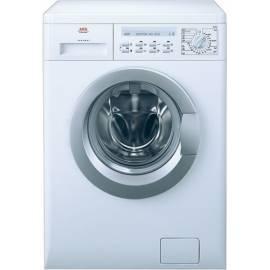 Benutzerhandbuch für Waschmaschine AEG ELECTROLUX LAVAMAT 1271 EL-weiß