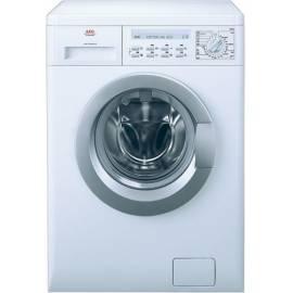 Aeg waschmaschine lavamat bedienungsanleitung