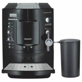 Service Manual Espresso SIEMENS TK69009 schwarz