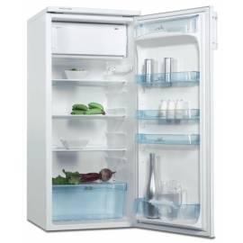 Kühlschrank ELECTROLUX ERC 24002 W8 INTUITION weiß - Anleitung