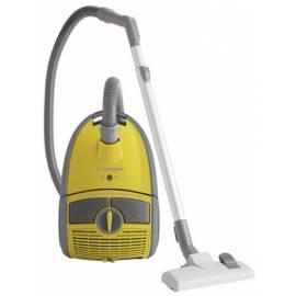 Bedienungshandbuch Staubsauger Philips FC 8601/01 Ausdruck gelb