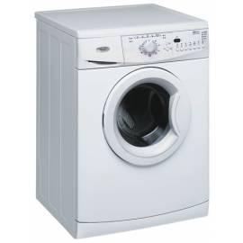 Handbuch für Waschmaschine WHIRLPOOL AWO/D 43135/1