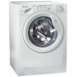 Waschmaschine Candy GO 510 Grand-O - Anleitung